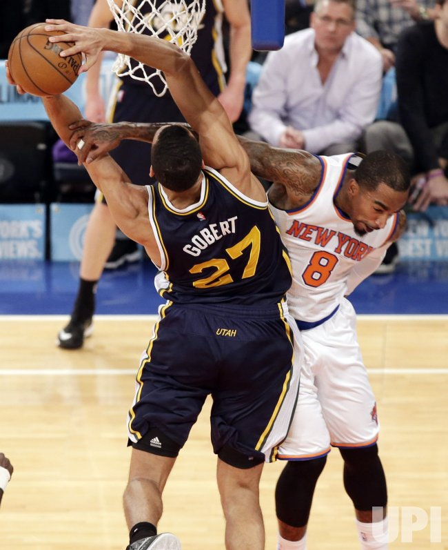 New York Knicks vs Utah Jazz