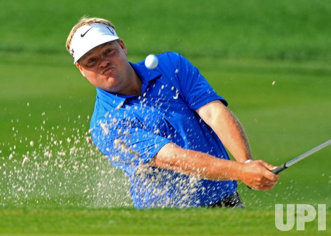 Carl Pettersson at the Arnold Palmer Invitational in Orlando