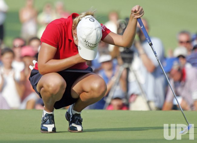FINAL ROUND 2007 US WOMENS OPEN GOLF