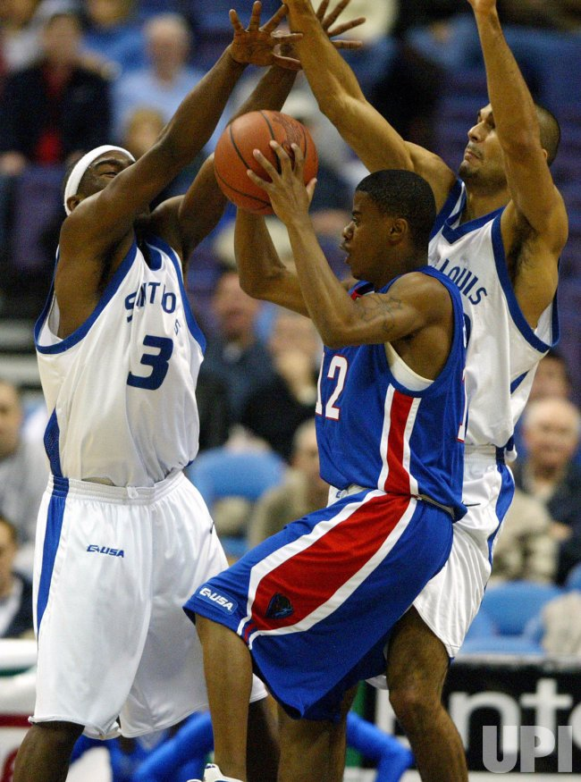 DEPAUL BLUE DEMONS VS SAINT LOUIS UNIVERSITY BILLIKENS BASKETBALL