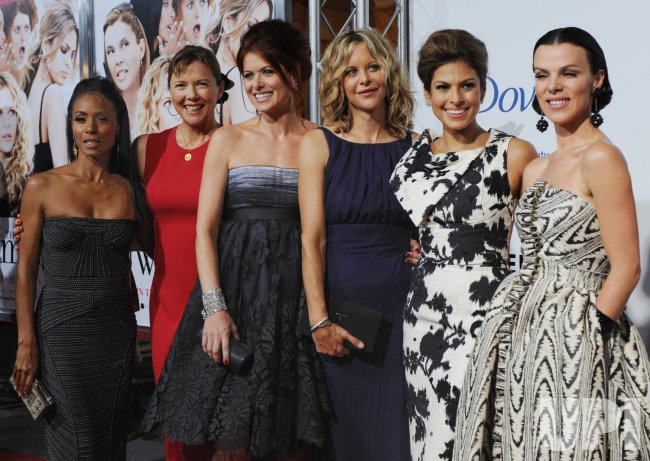 """The Women"" premieres in Los Angeles"