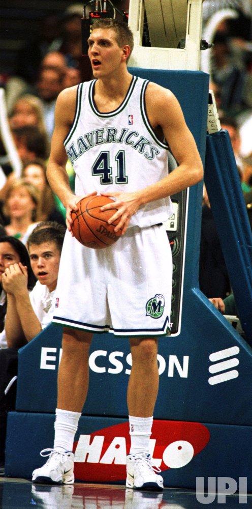 Mavericks Dirk Nowitzk