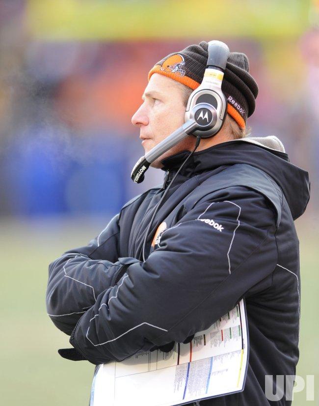 Browns Head Coach Mangini Fired