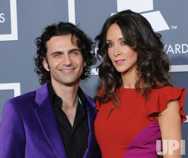 Musician Dweezil Zappa arrives at the 53rd Grammy Awards in Los Angeles