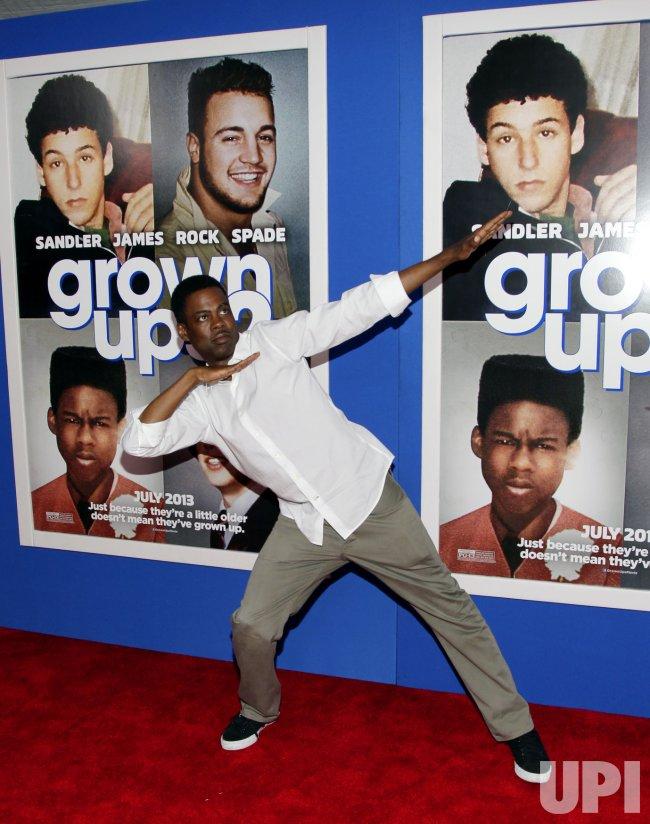 Grown Ups 2 premiere in New York