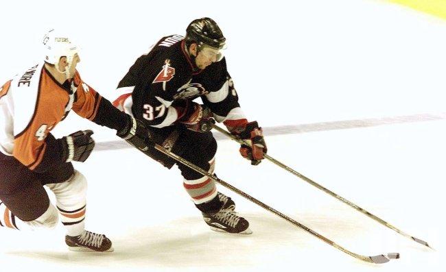 Philadelphia Flyers-Buffalo Sabres