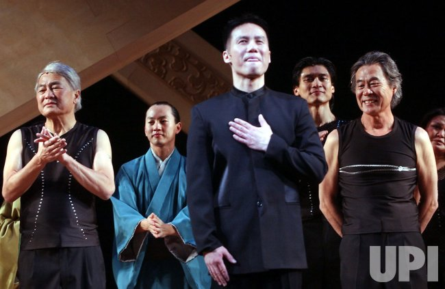 "B.D.WONG STARS IN SONDHEIM MUSICAL ""PACIFIC OVERTURES"""