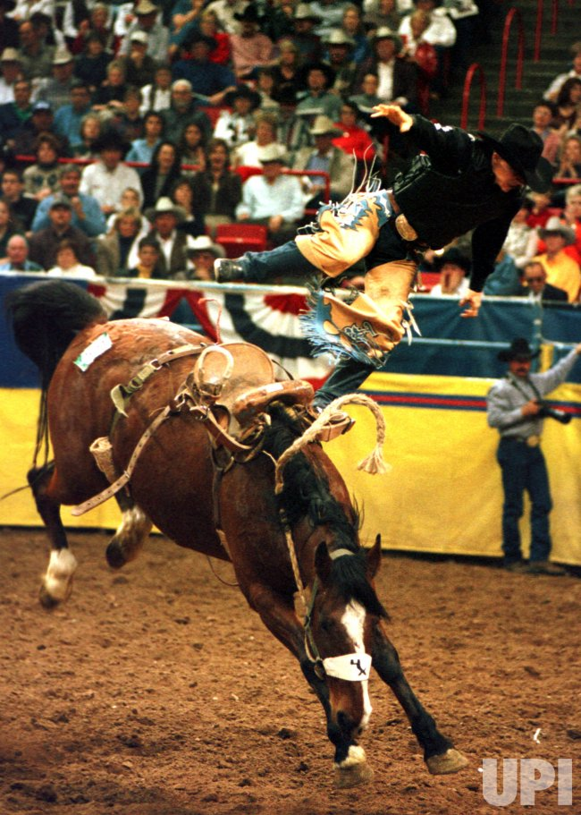 Las Vegas at the National Finals Rodeo championship