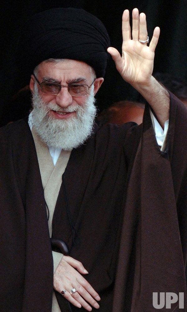 Iran's supreme leader responds to U.S. President Obama's video message