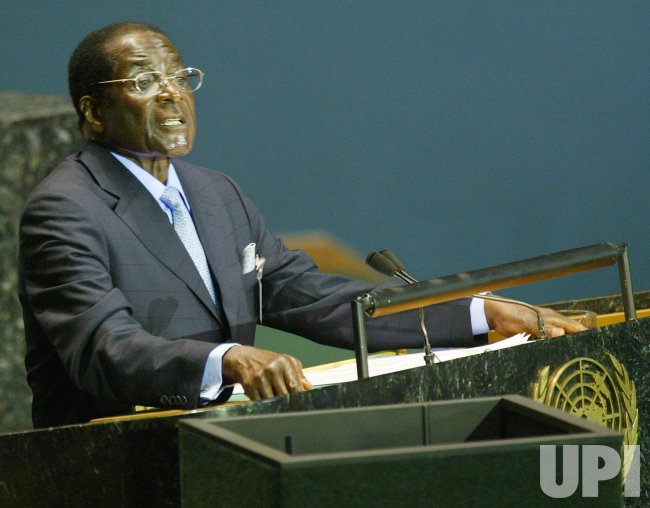 MUGABE ADDRESSES GENERAL ASSEMBLY AT UN