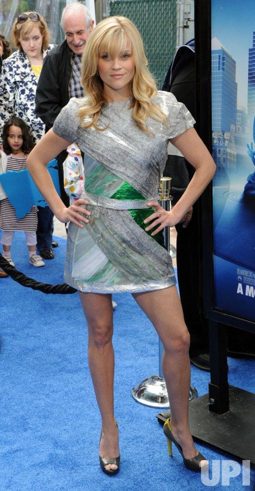 """""""Monsters vs. Aliens"""" premiere held in Los Angeles"""