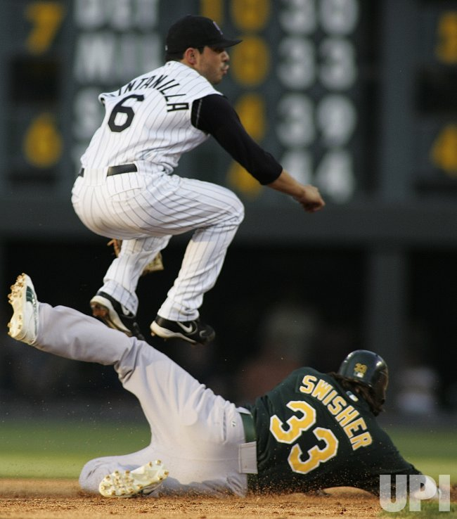 MLB OAKLAND ATHLETICS VS COLORADO ROCKIES