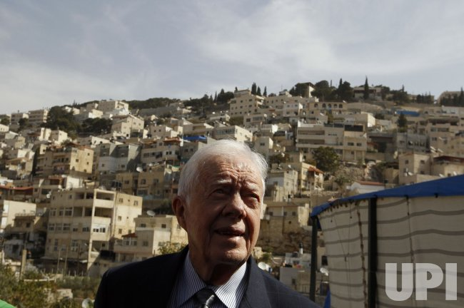The Elders Visit East Jerusalem