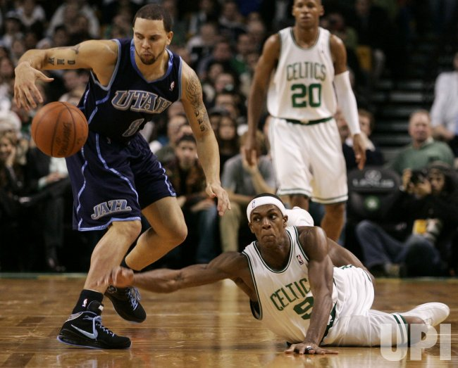 Utah Jazz vs Boston Celtics