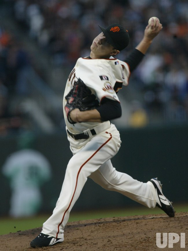 SAN FRANCISCO GIANTS VS WASHINGTON NATIONALS