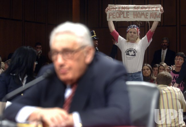 HENRY KISSINGER TESTIFIES ON IRAQ STRATEGY