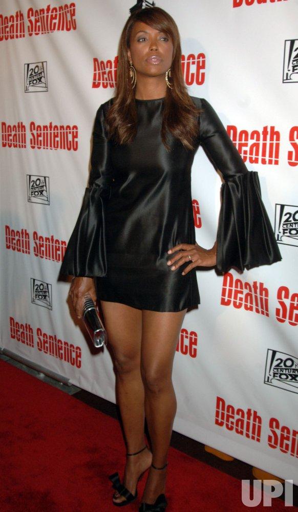 """DEATH SENTENCE"" FILM PREMIERE IN NEW YORK"