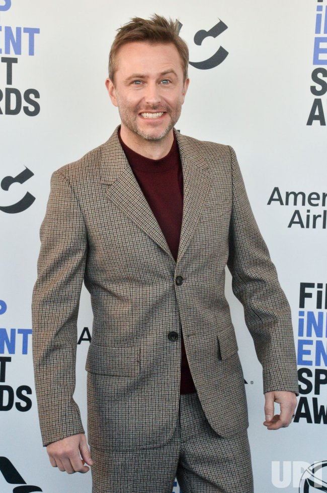 Chris Hardwick attends the Film Independent Spirit Awards in Santa Monica