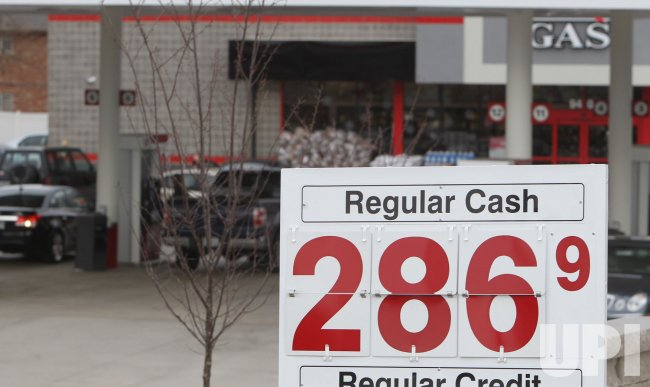 Gas Prices St Louis >> Lower Gasoline Prices In St Louis Region Upi Com