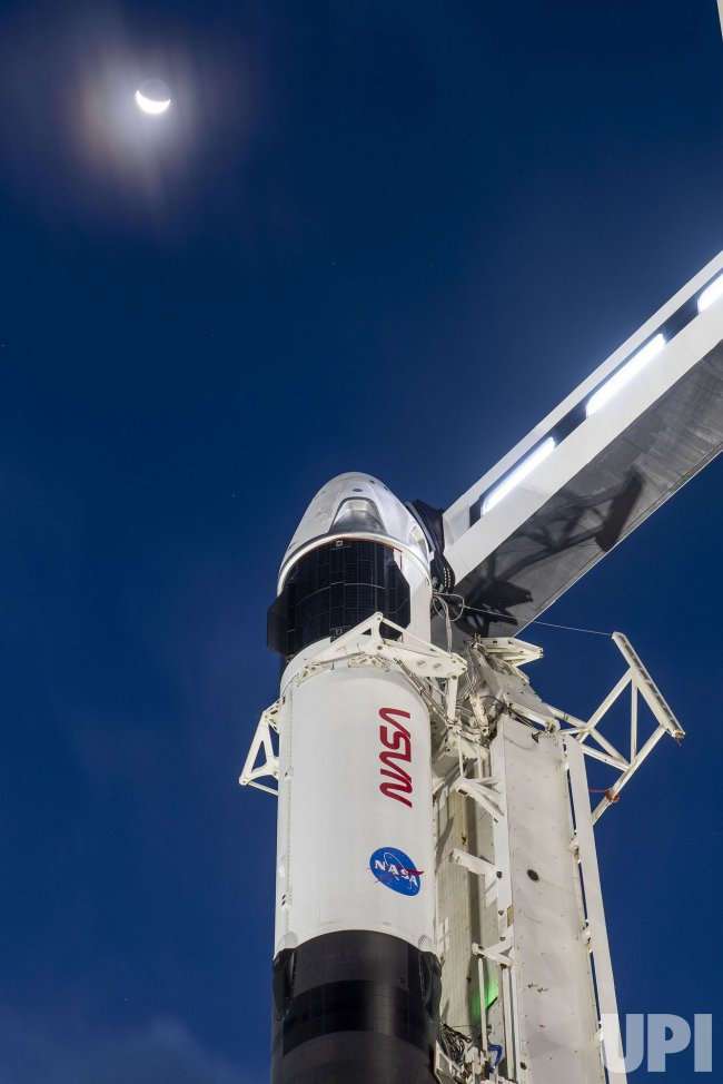 NASA and SpaceX Prepare for the Launch of the Crew-1 Mission - UPI.com