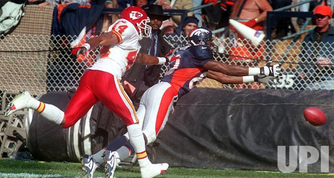 Denver Broncos Rod Smith