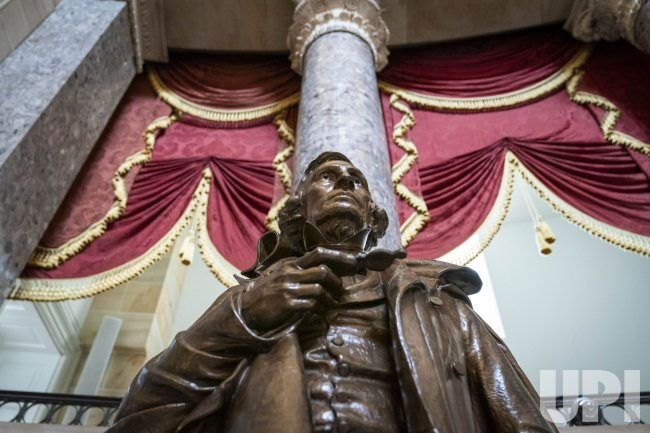 Confederate Statues in the US Capitol