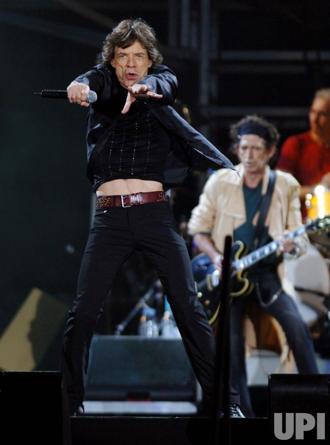 "ROLLING STONES ""A BIGGER BANG WORLD TOUR"""