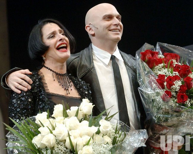 SWEENEY TODD OPENS ON BROADWAY