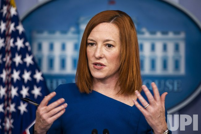 Psaki Daily Press Briefing at the White House