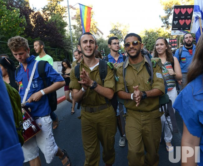 Jerusalem Gay Pride Parade