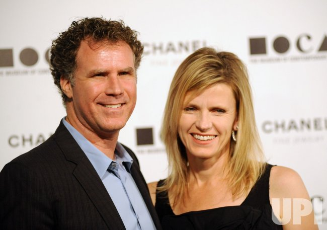 Will Ferrell arrives at the Museum of Contemporary Art annual gala in Los Angeles