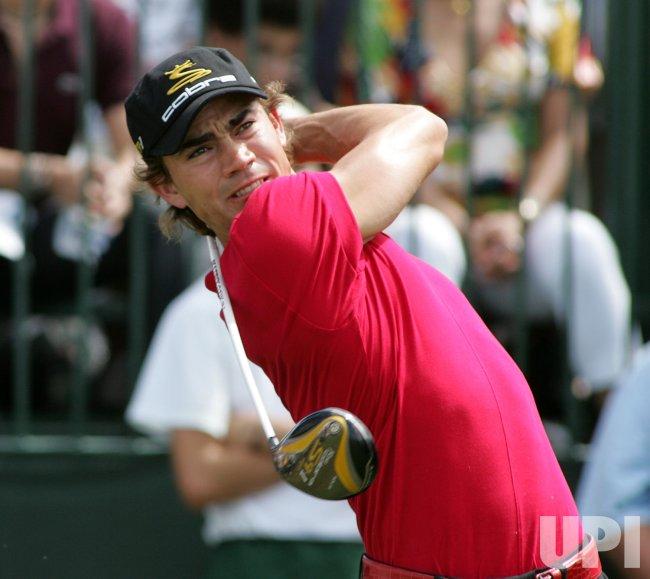 World Golf Championships - CA Championship round 2 in Doral, Florida