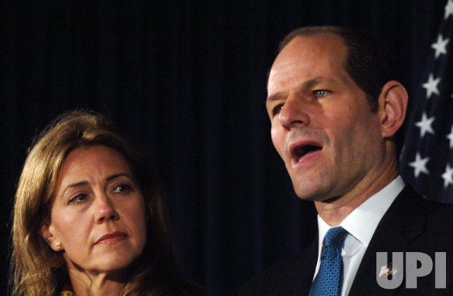 Governor Eliot Spitzer resigns from office in New York