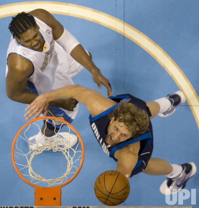 Denver Nuggets X Dallas Mavericks: Dallas Mavericks Vs Denver Nuggets In Denver