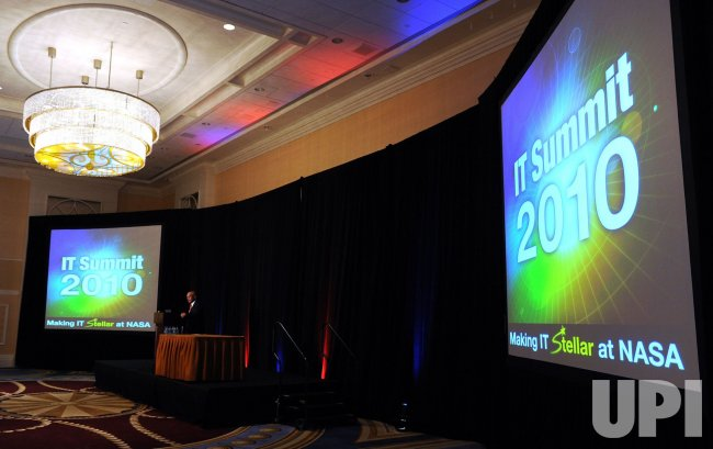 NASA holds 2010 IT Summit in Maryland