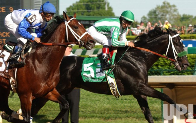 War Emblem wins 128th Kentucky Derby