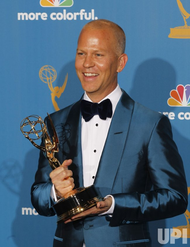 Ryan Murphy wins Emmy at the 62nd Primetime Emmy Awards in Los Angeles