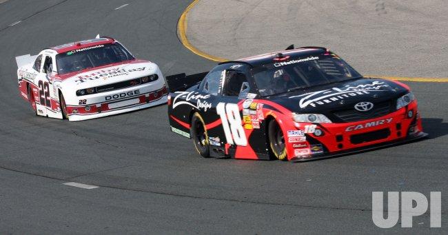 NASCAR Nationwide Series New England 200 at Loudon, NH