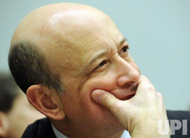 Bank executives discuss TARP fund use in Washington