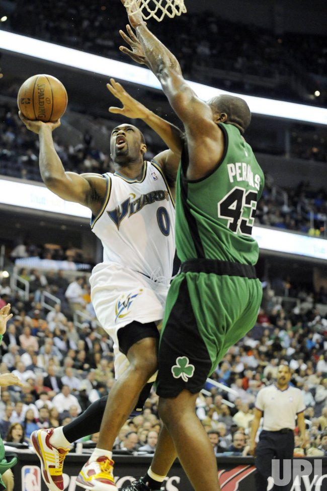 Boston Celtics vs Washington Wizards