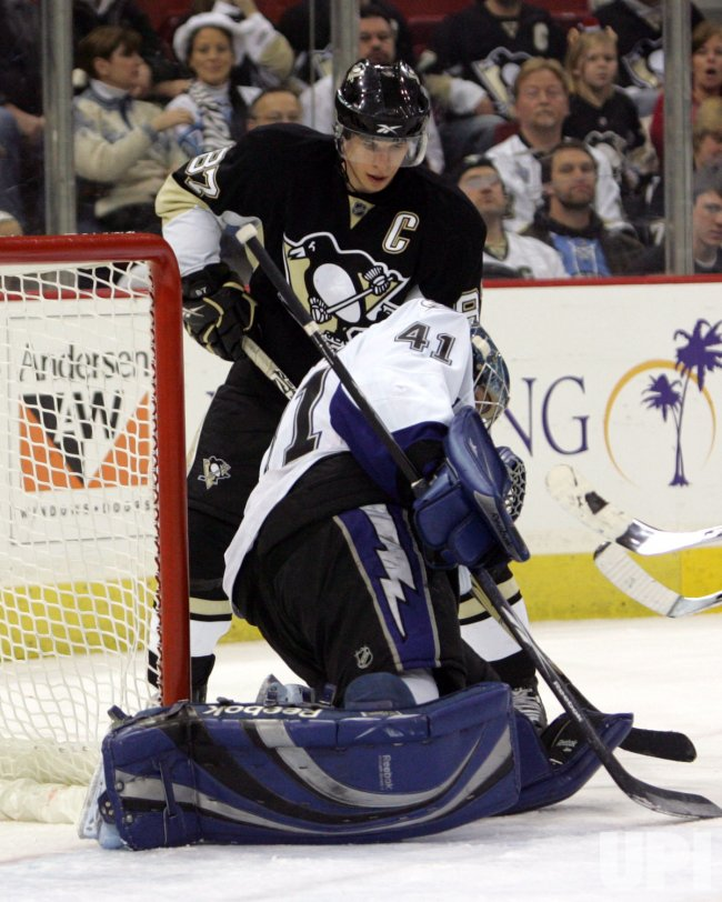 Pittsburgh Penguins vs Tampa Bay Lightning