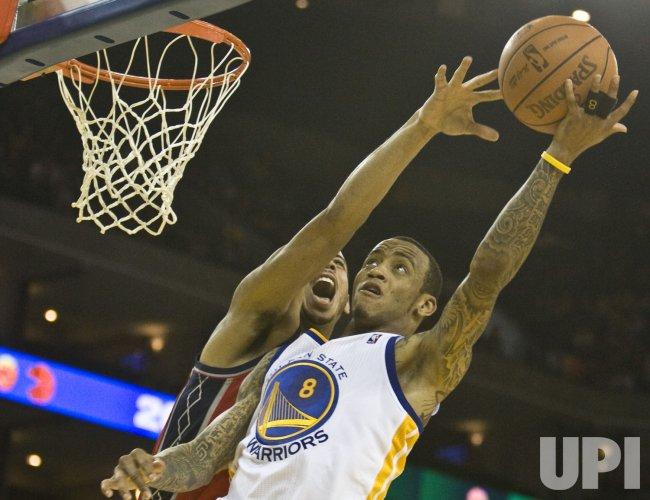 Warriors Monta Ellis scores 26 in defeat of Nets in Oakland, California