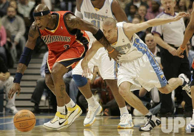GOLDEN STATE WARRIORS VS DENVER NUGGETS