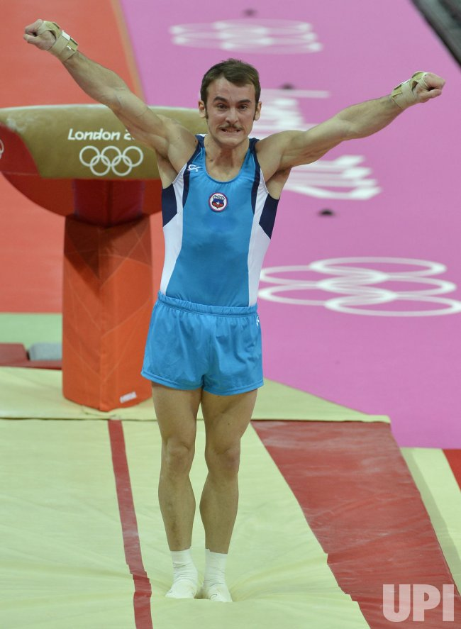 Gymnastics apparatus finals at 2012 Summer Olympics in London
