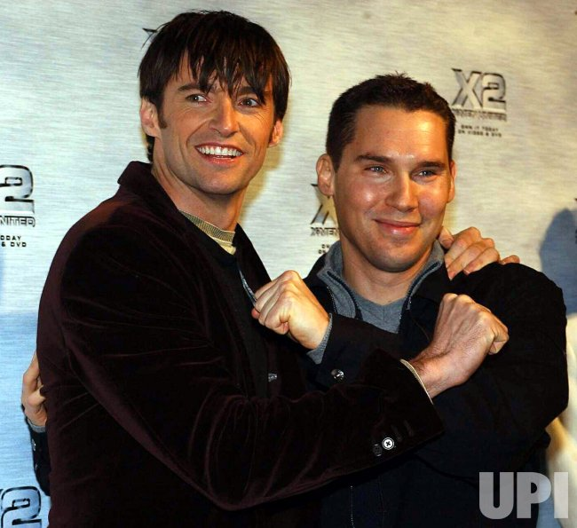 """DVD LAUNCH PARTY FOR """"X2"""" FILM"""