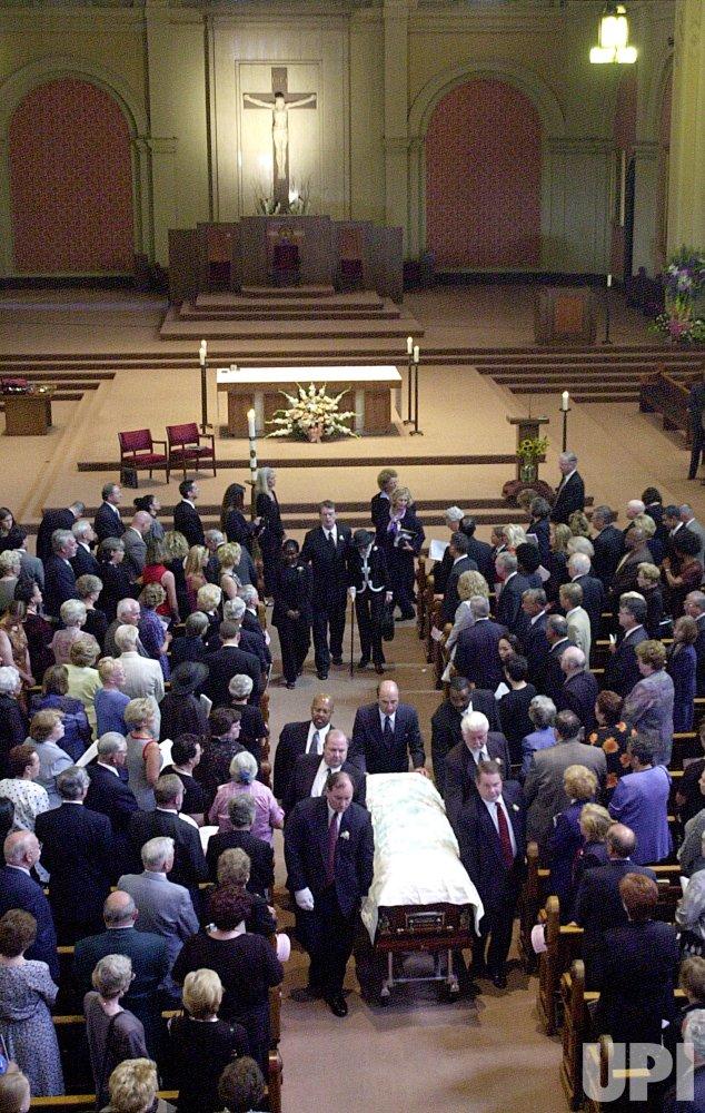 Maureen Reagan Funeral Services Upi Com