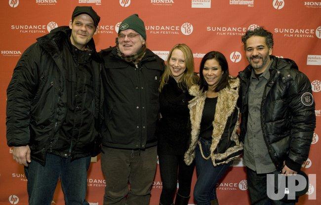 """Jack Goes Boating Cast"" Arrives at the 2010 Sundance Film Festival in Park City, Utah"