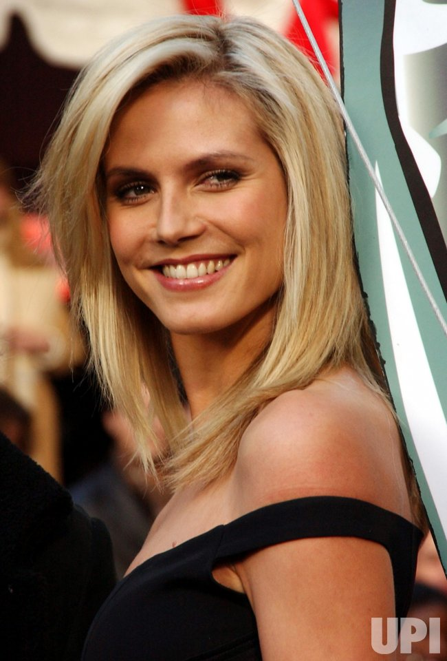 "HEIDI KLUM TO HOST FASHION REALITY TV SERIES""PROJECT RUNWAY"""