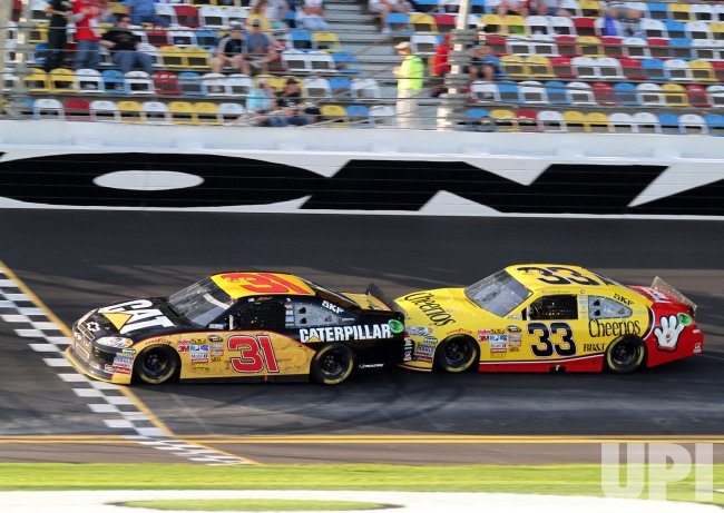 NASCAR Sprint Cup Gatorade Duel #2 at Daytona Florida