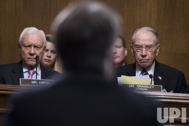 Christine Blasey Ford and Senate Judiciary Committee hearing